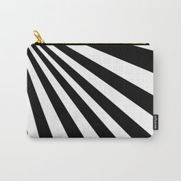 Illusioned triangles Carry-All Pouch