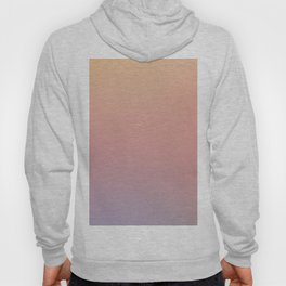 AFTER THOUGHTS - Minimal Plain Soft Mood Color Blend Prints Hoody