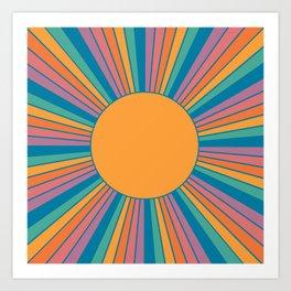 Sunshine State Kunstdrucke