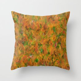 Autumnal Tints #1 Tapestry Astronomy Print Science Art Wall Art Throw Pillow