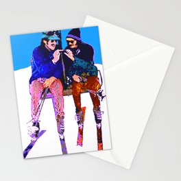 The Doobie Brothers Stationery Cards