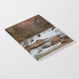 Virgin_River Falls 0898 - Zion Court Notebook