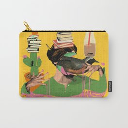 SURREAL KNOWLEDGE Carry-All Pouch
