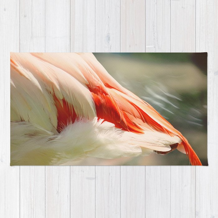 Tail Feathers Rug