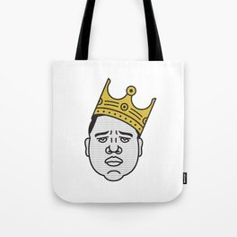 The Notorious Tote Bag