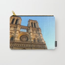Notre Dame in the Sunlight Carry-All Pouch
