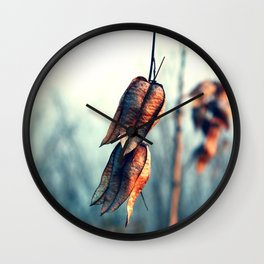 GROWING OLD TOGETHER Wall Clock