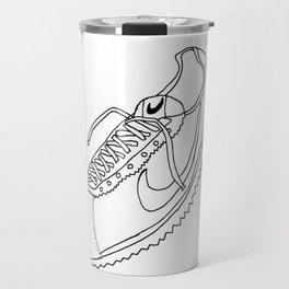 A Shoe Travel Mug