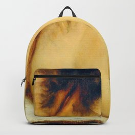 (BIG) Origin of the World : L'Origine du monde by Gustave Courbet Backpack