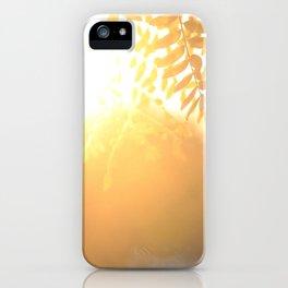 Sun Soak iPhone Case