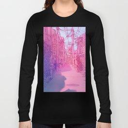 Naha Red Light Disctrict Long Sleeve T-shirt