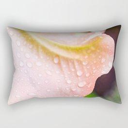 Color Botanical 3 Rectangular Pillow