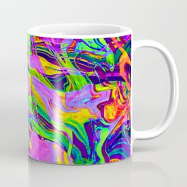 Neon Waters Coffee Mug