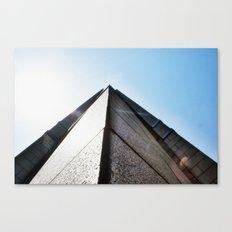 Cornered. Canvas Print