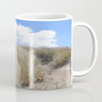 dune Mugs featuring Dune 2  by  Agostino Lo Coco