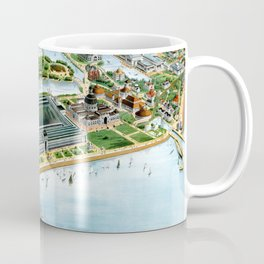 Chicago-Illinois-1893 Coffee Mug