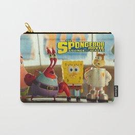 spongebob squarepants,cartoon,patrick,Squidward,sandy,Mr. Krabs,movie, Carry-All Pouch