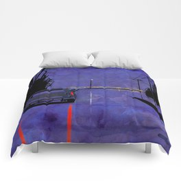 Nightscape 02 Comforters