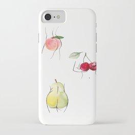 fruity ladies iPhone Case