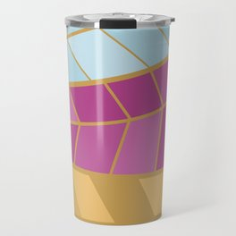 GOLDMOSAIC2 Travel Mug