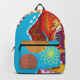 Planets Revolve  Backpack