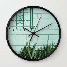 Silver Lake Los Angeles Wall Clock