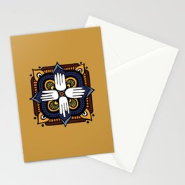 Four Wings Stationery Cards