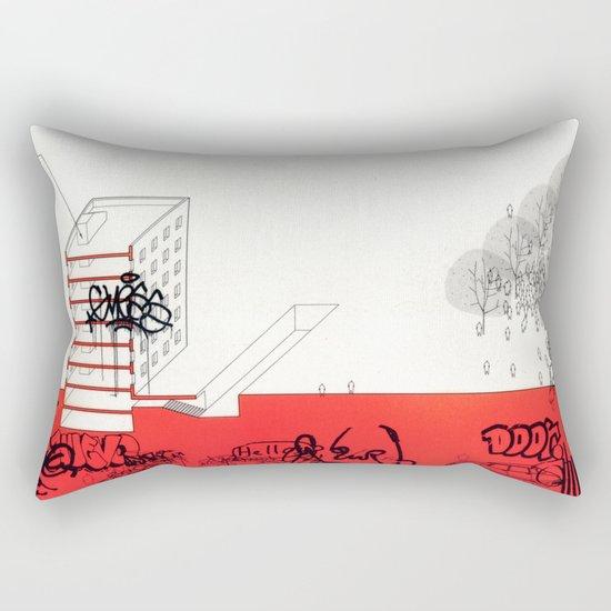 AutoCUNT 09 Rectangular Pillow