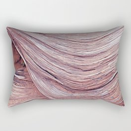 original wood texture Rectangular Pillow