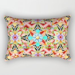 Boho Gypsy Caravan Rectangular Pillow