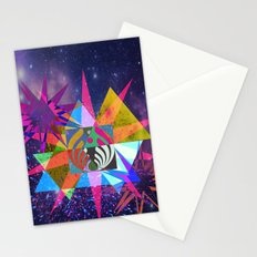 Geospace Stationery Cards