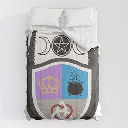 7 Moons Crest Comforters