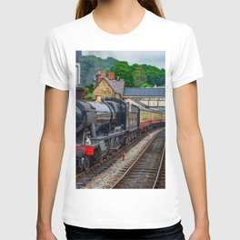 Steam Locomotive Wales T-shirt