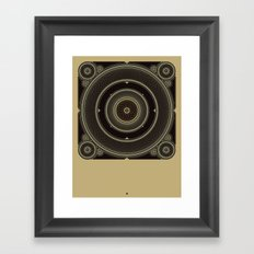 Dome Print Framed Art Print