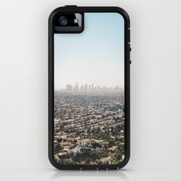 View of the Angels iPhone Case