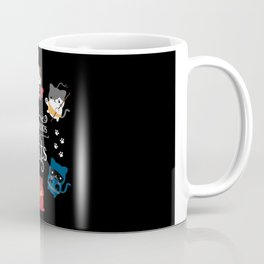 Dungeons And Cats Coffee Mug