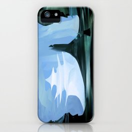 Dark Worlds  iPhone Case