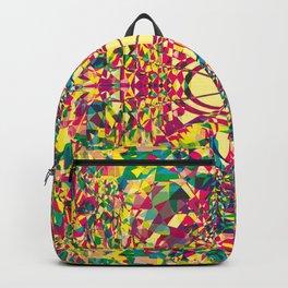 Bohemian Design Backpack