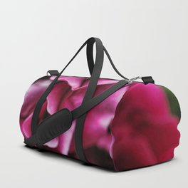 Fuchsia Flowers Duffle Bag