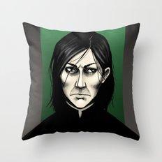 Severus Snape  Throw Pillow