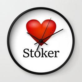 iStoker Wall Clock