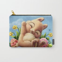 A little Easter bunny Carry-All Pouch