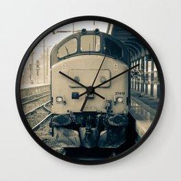 37419 at Norwich Wall Clock