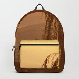 SUNSET OVER EASTERN OREGON Backpack
