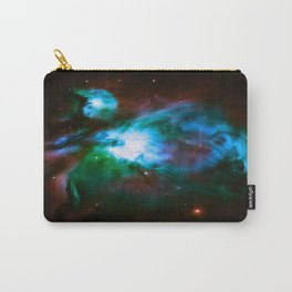 Deep Dark Orion NeBuLa : Hauntingly Beautiful Space Series Carry-All Pouch