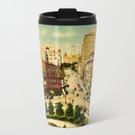 Oh Detroit II Travel Mug