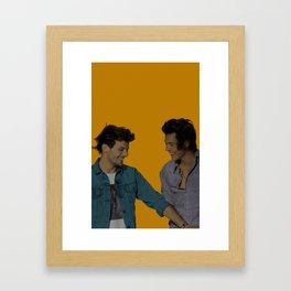 Pop Art Larry Stylinson 2 Framed Art Print