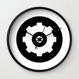 Gearhead Ideology Wall Clock
