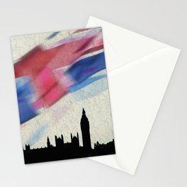 Rule Britannia Stationery Cards
