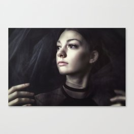 The Beginning of Sorrows Canvas Print